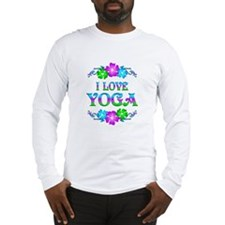Yoga Love Long Sleeve T-Shirt