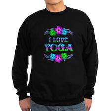 Yoga Love Sweatshirt