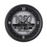 Ford mustang Giant Clocks