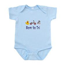 Born to Tri Onesie