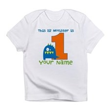 First Birthday Monster Infant T-Shirt