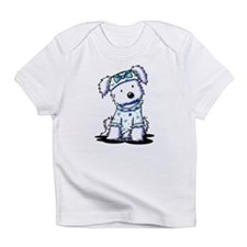 Cutie Face Maltese Infant T-Shirt