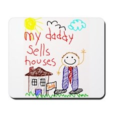 Real Estate Daddy Mousepad