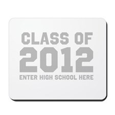 2012 Graduation Mousepad