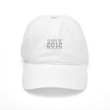 2012 Graduation Baseball Cap