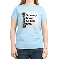 2-logo so many books T-Shirt