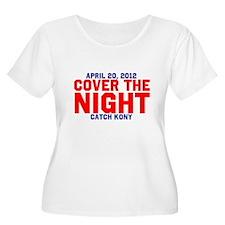 Cover The Night Kony T-Shirt