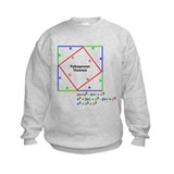 Pythagorean Theorem Proof Sweatshirt