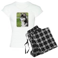 Siberian Husky 9Y570D-006 Pajamas
