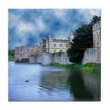 Leeds Castle 01 - Tile Coaster