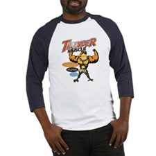 """Thunder Muscle"" Baseball Jersey"