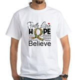 Faith Love Hope Autism Shirt