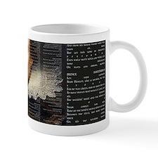 Shakespeare, Text of Hamlet, Mug