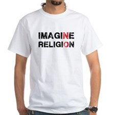 Imagine Religion Shirt