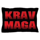 Krav Maga Pillow Case