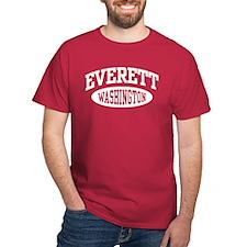 Everett Washington T-Shirt