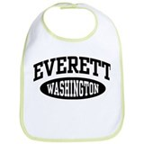 Everett Washington Bib
