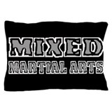 Mixed Martial Arts Pillow Case