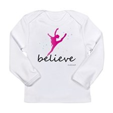 Believe (ballet) Long Sleeve Infant T-Shirt