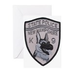 NHSP Canine Unit Greeting Cards (Pk of 10)