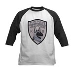 NHSP Canine Unit Kids Baseball Jersey
