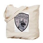 NHSP Canine Unit Tote Bag