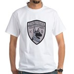 NHSP Canine Unit White T-Shirt