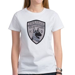 NHSP Canine Unit Women's T-Shirt