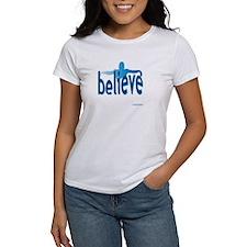 Believe Swim Tee