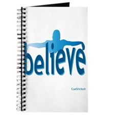 Believe Swim Journal