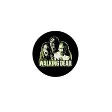 The Walking Dead Zombies Mini Button