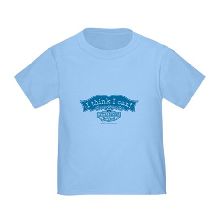 I Think I Can Arch Vintage Toddler T-Shirt