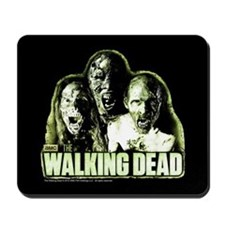 The Walking Dead Zombies Mousepad