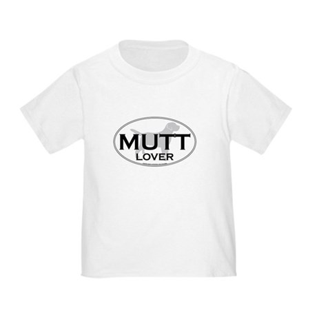 MUTT LOVER Toddler T-Shirt