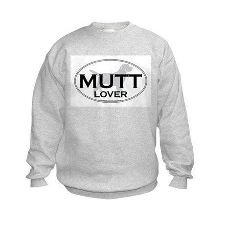 MUTT LOVER Kids Sweatshirt