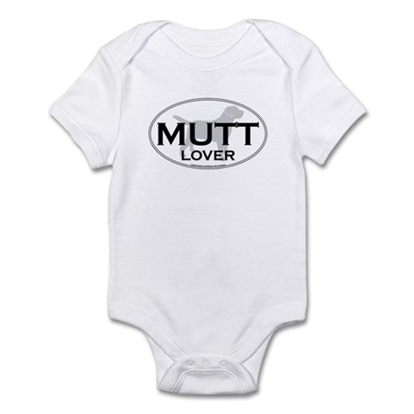 MUTT LOVER Infant Creeper