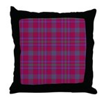Tartan - Fiddes Throw Pillow