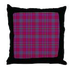 Tartan - Fiddes Throw Pillow