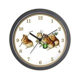 Beatrix Potter Wall Clock