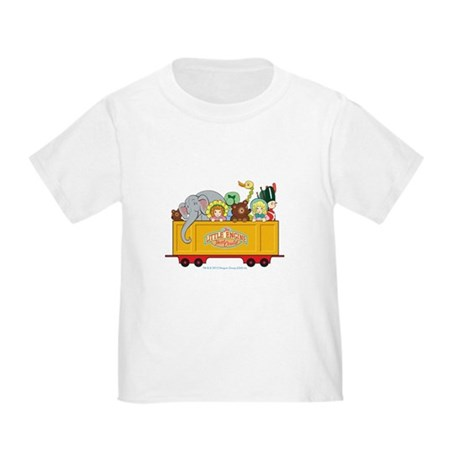Freight Car Toddler T-Shirt