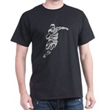 Rugby Player Shape T-Shirt