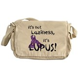 It's Not Laziness! Messenger Bag