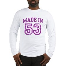 Made in 53 Long Sleeve T-Shirt