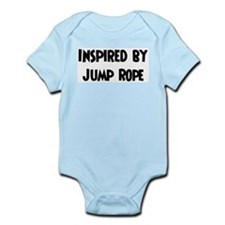 Inspired by Jump Rope Infant Creeper