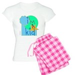 OYOOS i'm a kid design Women's Light Pajamas