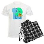 OYOOS i'm a kid design Men's Light Pajamas
