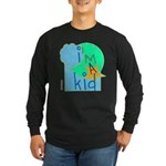 OYOOS i'm a kid design Long Sleeve Dark T-Shirt