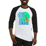 OYOOS i'm a kid design Baseball Jersey