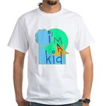 OYOOS i'm a kid design White T-Shirt