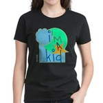 OYOOS i'm a kid design Women's Dark T-Shirt